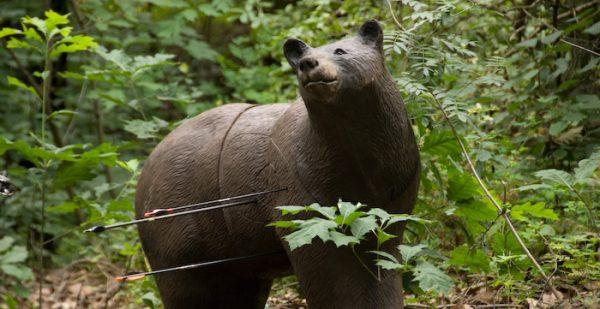 Archery 3D Bear Target