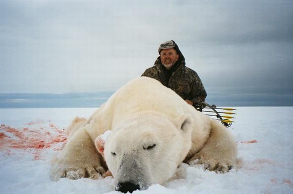 Gary Martin Polar Bear