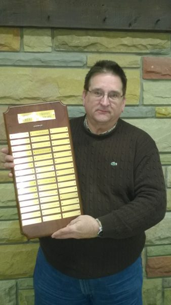 Greg Honored with Silver Arrow Award from KMFAL